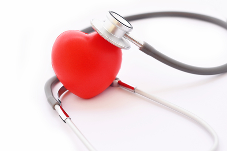 Heart checkup Stock Photo - 67187044