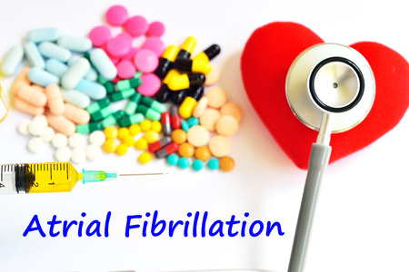 Drugs for atrial fibrillation disease treatment