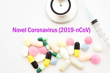 Drugs for novel coronavirus or 2019-nCoV treatment