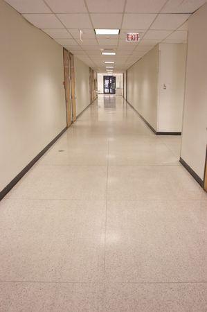 Long hallway Фото со стока - 306334