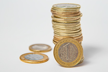 turkish lira: Turkish lira, coins