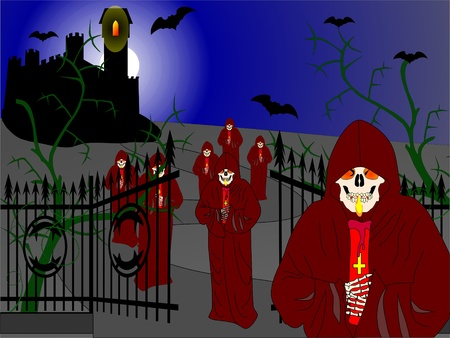 bleak: vampire night