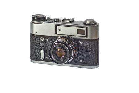 Old camera photo