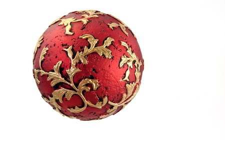 Ornaments for Christmas Stock Photo