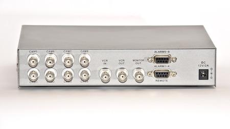 DVR recorder monitoring