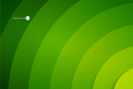 green background: Colorful green vector background.