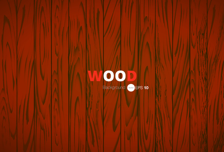 Wood texture, vector Eps10 illustration. Wooden Background.