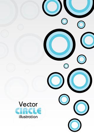 Vector abstract illustration Иллюстрация