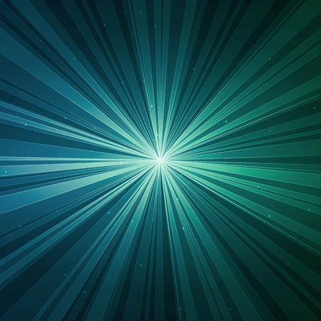 Abstract rays for your background