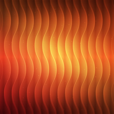 Vector warm background