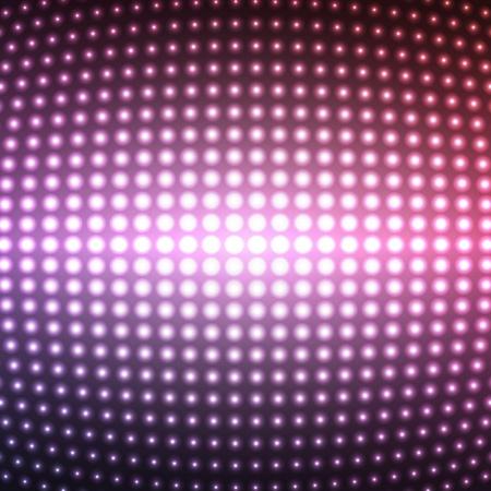 Vector Party-Lichterketten