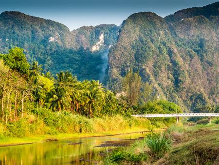 phangnga: Phangnga in Thailand
