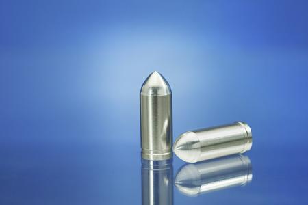 sliver: sliver metal bullets