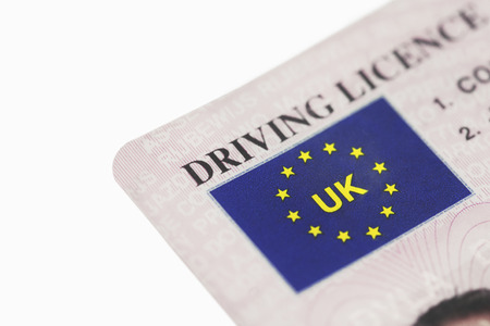 licence: UK Driving Licence