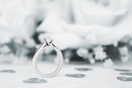 anillo de compromiso: anillo de compromiso de boda