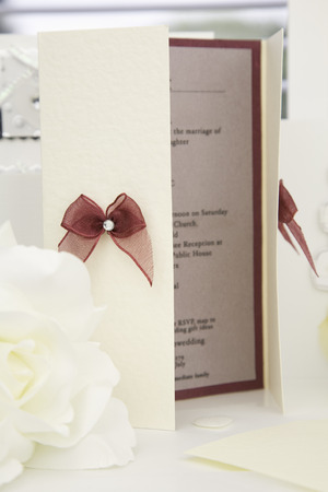 invitation card: wedding invitation card