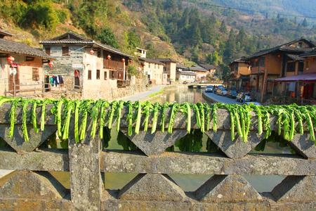 beck: village Stock Photo