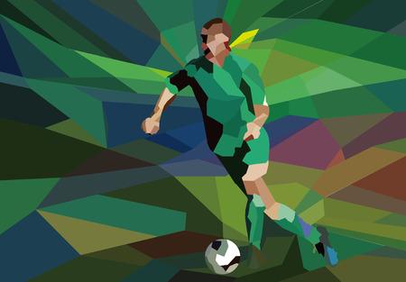 tangent: football
