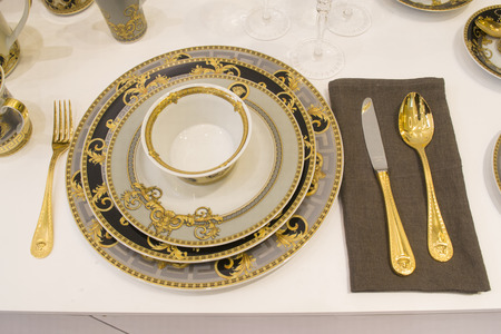 tableware: Luxury tableware