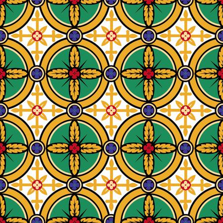 shading: Shading pattern Illustration