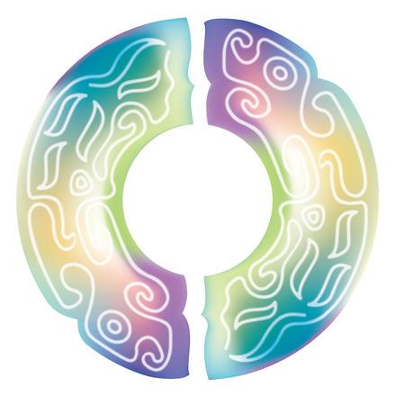 jade: Jade vector graphics Illustration