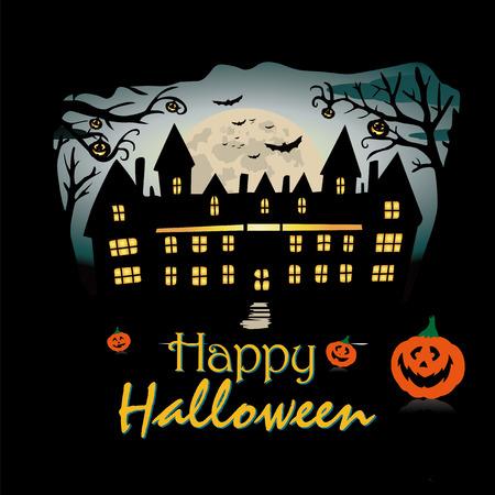 Halloween Иллюстрация