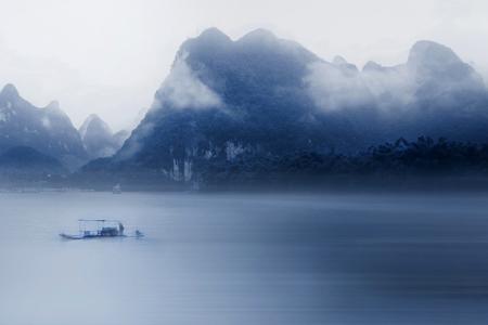 guilin land of idyllic scenic