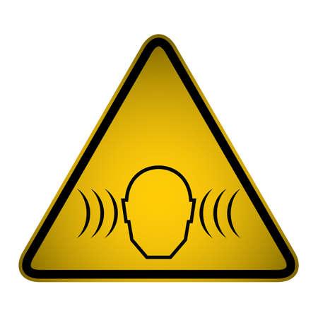 hazard signs for your design, website Stock Vector - 27157989