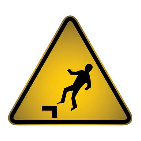 no nuclear: Hazard sign