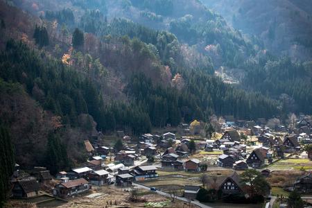 gokayama: Historic Villages of Shirakawa-go and Gokayama