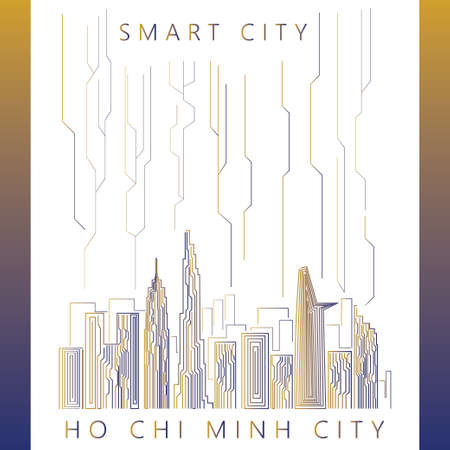 Ho Chi Minh city Smart City of the future