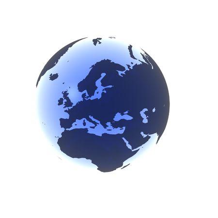 Soft Blue Europe