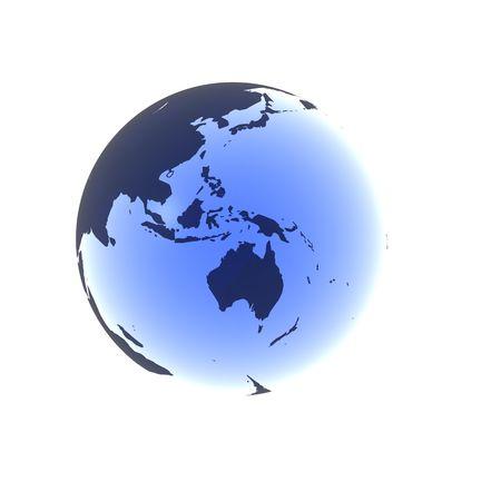 Nuova Guinea: Morbido blu Australia
