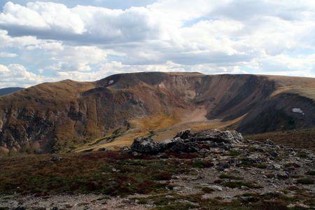 alpine tundra: Fall on the Alpine Tundra