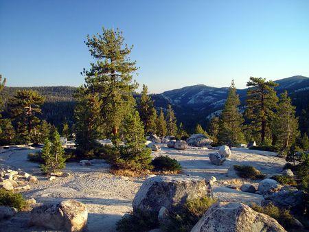 high sierra: High Sierra Open Space Stock Photo