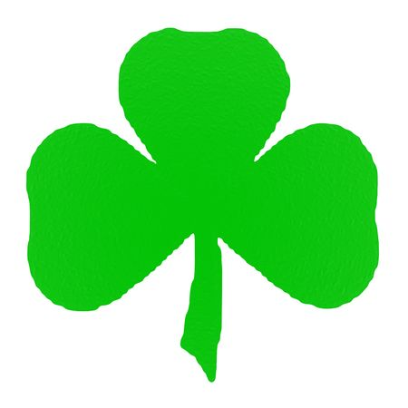 patrick's: An illustration of a St. Patrick�s shamrock.