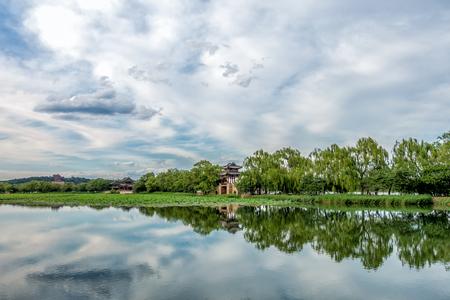 kunming: Landscape view of Kunming, China