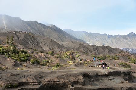 bromo mountain  Indonesia Stok Fotoğraf