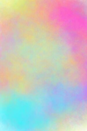 pink yellow green blue blur background