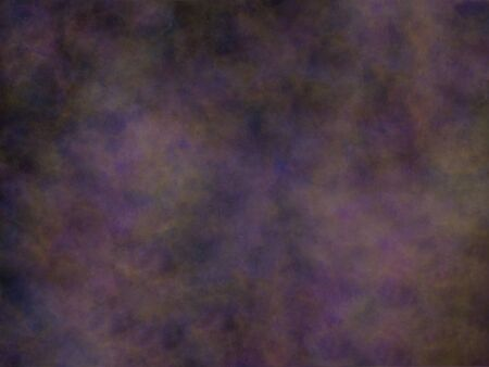 Abstract of violet, yellow, blue texture