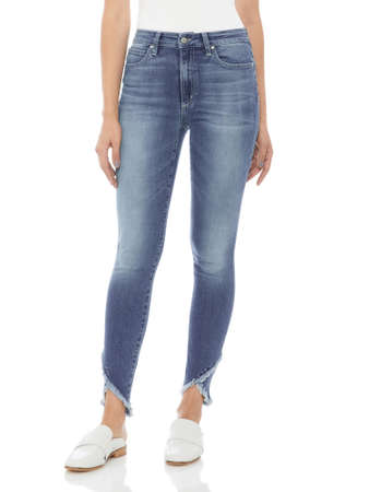 Double Black jeans - Fade Resistant This mid-rise jeans, super skinny hugs every contour of the body, from hip to hem jean