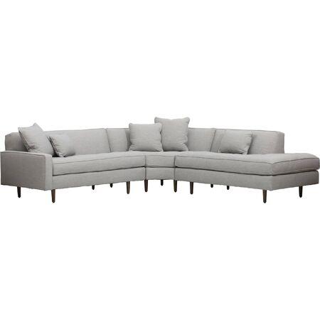 Stuhl in voller Größe, atemberaubende Schnittsofas mit Liegen Sofa Liege und Chaise Lounge Überzeugende...