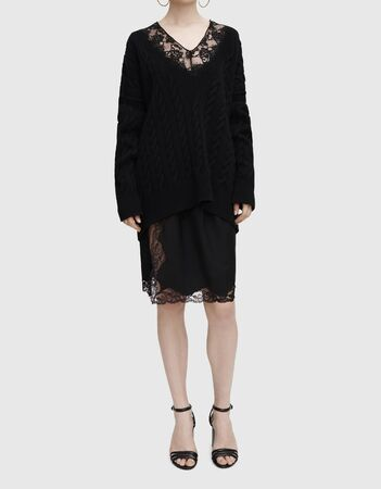 FAUX LEATHER SKORT, Eden Cotton Dress, Finn Black Ruffle Hem Knitted Dress, Woolen Coat Dress with Tulle Ruffle.