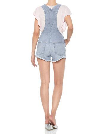 Pantalones cortos de mezclilla Deadstock con fondo blanco, Pantalones cortos de mezclilla Deadstock con fondo blanco
