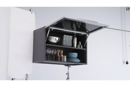 Wall Mounted Drawer Cabinet Hanging Drawers , Wall Mounted Drawer Cabinet Hanging Drawers Stock Photo