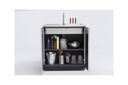 Commercial Kitchen Stainless Steel Sink Cabinet Outdoor Sinks, Adorable Outdoor Kitchen Sink Cabinet Stainless Steel Base, Steel Kitchen Sink Cabinet Corner Sinks In Vintage...