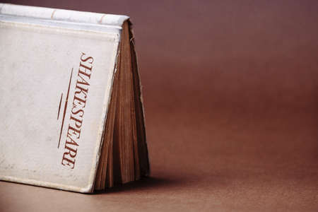 Old Shakespeare book