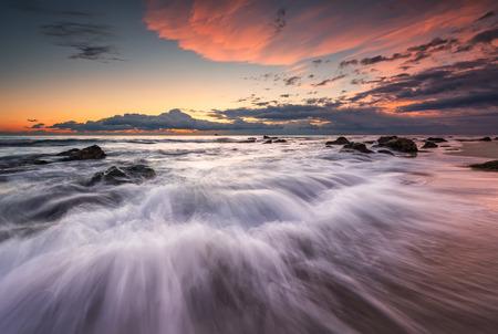 stormy sea: Stormy sea near Varna, Bulgaria