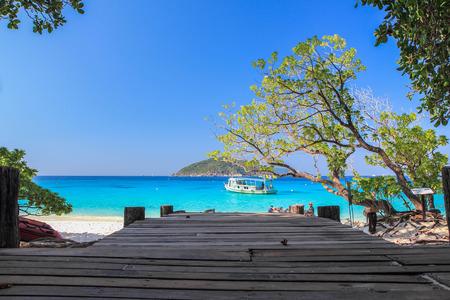 similan island Standard-Bild