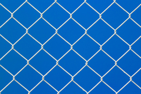 Iron net for background and texture photo
